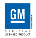 GM official license