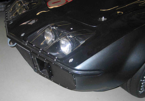 L88 Corvette racing headlight kit