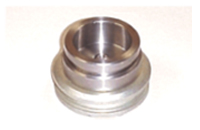 Corvette titanium racing piston assemblies