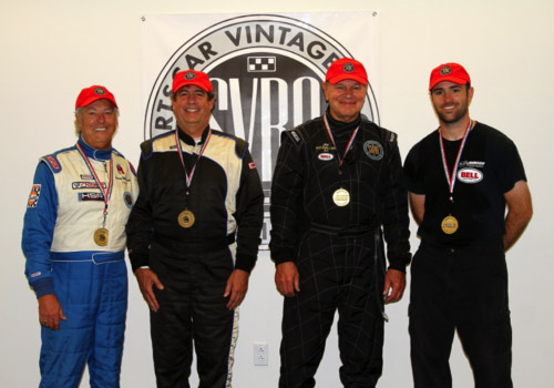 SVRA Group 6 National Champions
